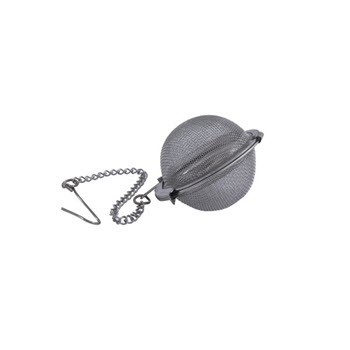 Metaltex 7cm Large Mesh Tea Ball with Chain