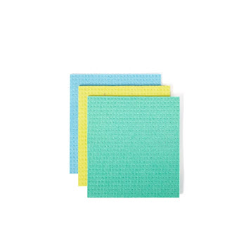 Full Circle Cellulose Sponge Cloths Set of 3