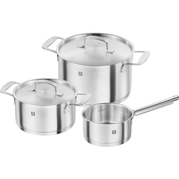 Zwilling Base Cookware Set 3 Piece
