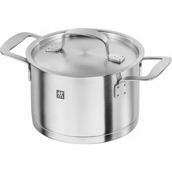 Zwilling Base Stock Pot with Lid 16cm