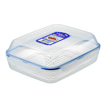Lock & Lock Classic Rectangle Marinating Case - 3.2L