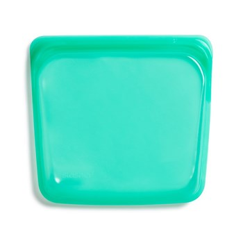 Stasher Platinum Silicone Sandwich Bag 450ml Jade