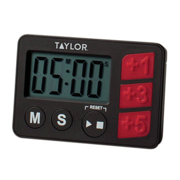 "Taylor Digital ""Another Minute"" Timer"