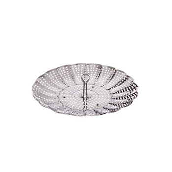 D.Line 28cm Stainless Steel Vegetable Steamer Basket