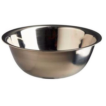 D.Line 24cm Stainless Steel Mixing Bowl 2L