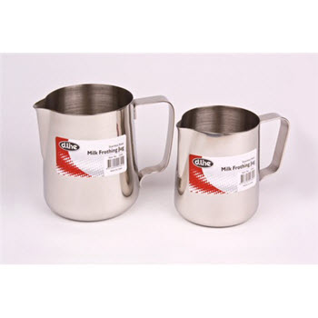 D.Line 900 ML Stainless Steel Milk Frothing Jug