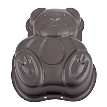 D.Line Cake Mould Teddy Bear