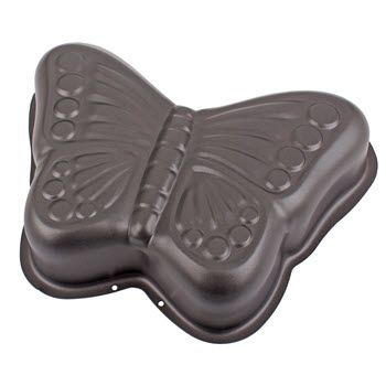 D.Line Cake Mould Butterfly