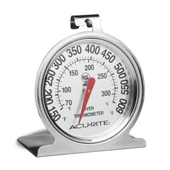 D.Line Acu-Rite Oven Thermometer
