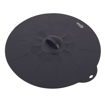 Appetito Silicone Suction Lid 27cm Grey