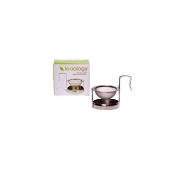 D.Line Stainless Steel Dripless Tea Strainer