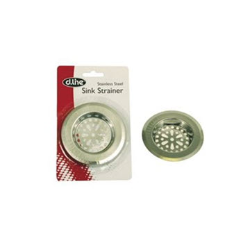 D.Line Sink Strainer Stainless Steel