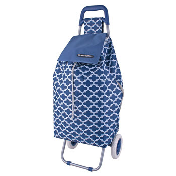 Shop & Go Sprint Shopping Trolley Moroccan Navy