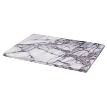 D.Line 40 x 30cm Rectangle Pastry Board Marble