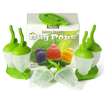 Tovolo Bug Pop Moulds set of 6