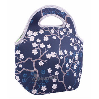 Go Gourmet Lunch Tote Cherry Blossom