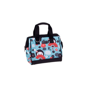 Sachi Insulated Geisha Girl Lunch Bag