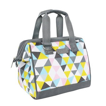 Sachi Insulated Triangle Lunch Bag