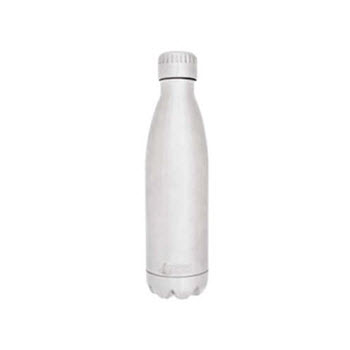 D.Line Oasis 750ml Insulated Drink Bottle Stainless Steel Silver
