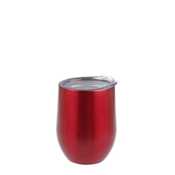 Oasis Double-Walled Wine Tumbler 330ml Ruby