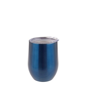 Oasis Double-Walled Wine Tumbler 330ml Sapphire