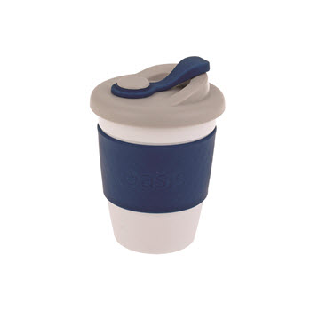 Oasis Eco-Cup Biodegradable Navy 340ml