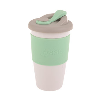 Oasis Eco-Cup Biodegradable Spearmint 454ml