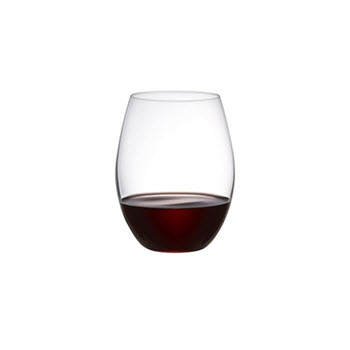 Plumm Vintage 610ml Stemless Red+ Wine Glass Set of 4