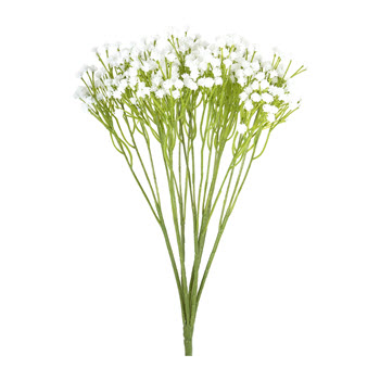 Florabelle Living Gypsophilia White 40cm
