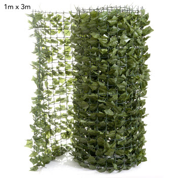 Florabelle Ivy Fence Roll 1 x 3m