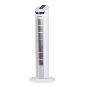 Heller Tower Fan 75cm with Remote