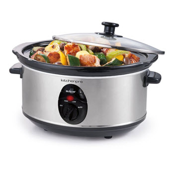 Maxim Slow Cooker 3.5L