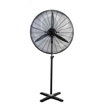 Heller High Velocity Pedestal Fan 75cm