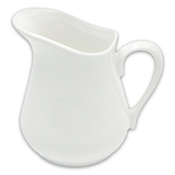 Maxwell & Williams White Basics 320ml Milk Jug