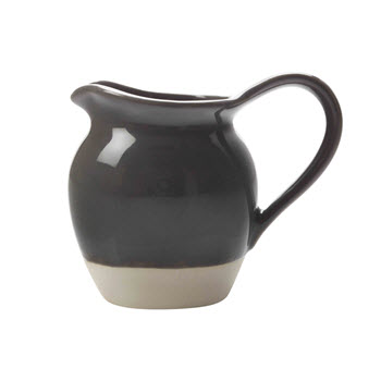 Maxwell & Williams Artisan Jug Charcoal 110ml