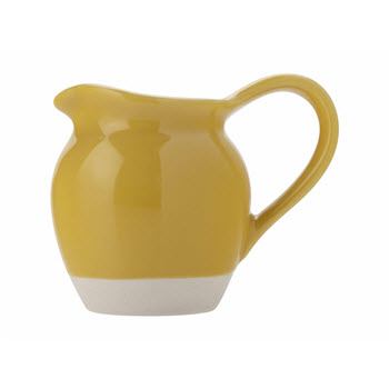 Maxwell & Williams Artisan 110ml Jug Mustard