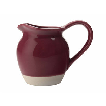 Maxwell & Williams Artisan 110ml Jug Pomegranate