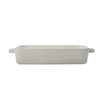 Maxwell & Williams Epicurious White Lasagne Dish 36x24.5x7.5cm Gift Boxed