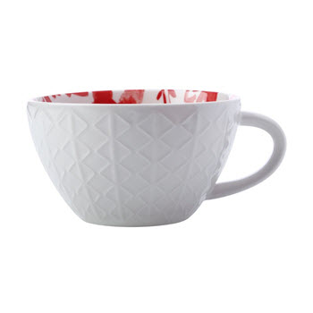 Maxwell & Williams Alhambra Soup Mug Red 540ml