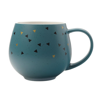 Maxwell & Williams Arlo 450ml Snug Mug Turquoise