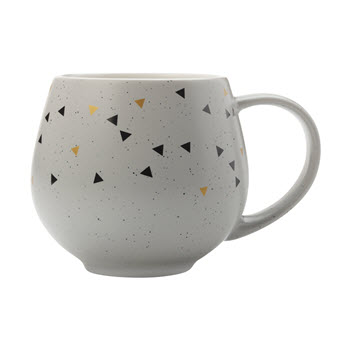 Maxwell & Williams Arlo 450ml Snug Mug Grey