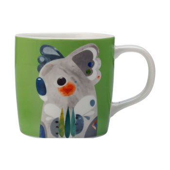 Maxwell & Williams Pete Cromer Koala Mug Gift Boxed 375ml