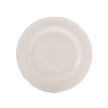 Casa Domani Casual White Florence 20cm Side Plate