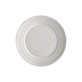 Maxwell & Williams Vanilla Pod Round Platter Gift Boxed 35cm