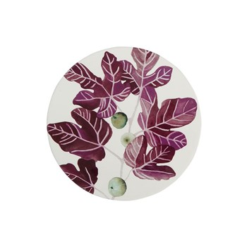 Maxwell & Williams Fig Garden Ceramic Round Trivet 20cm