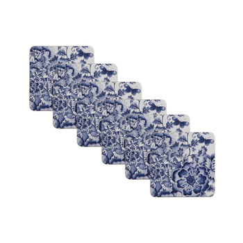 Maxwell & Williams Toile de Fleur Gift Boxed Coaster Set of 6