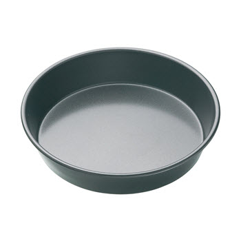 Mastercraft Heavy Base Round Deep Pie/Cake Pan 23cm