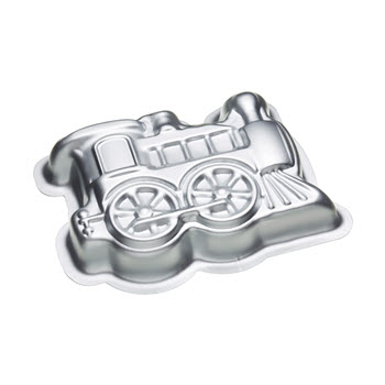 Kitchencraft Sweetly Does It Train Shaped Pan