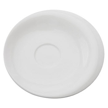 Maxwell & Williams White Bistro Lotic Saucer 15cm