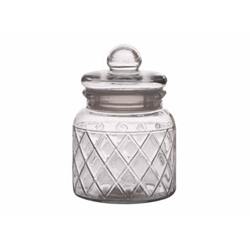 Casa Domani Trellis 650ml Storage Jar